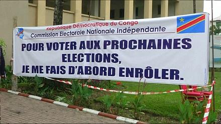 DRC: Nationals enroll to vote [no comment]