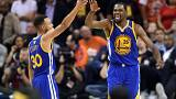 NBA: Golden State Warriors kurz vor dem Titel