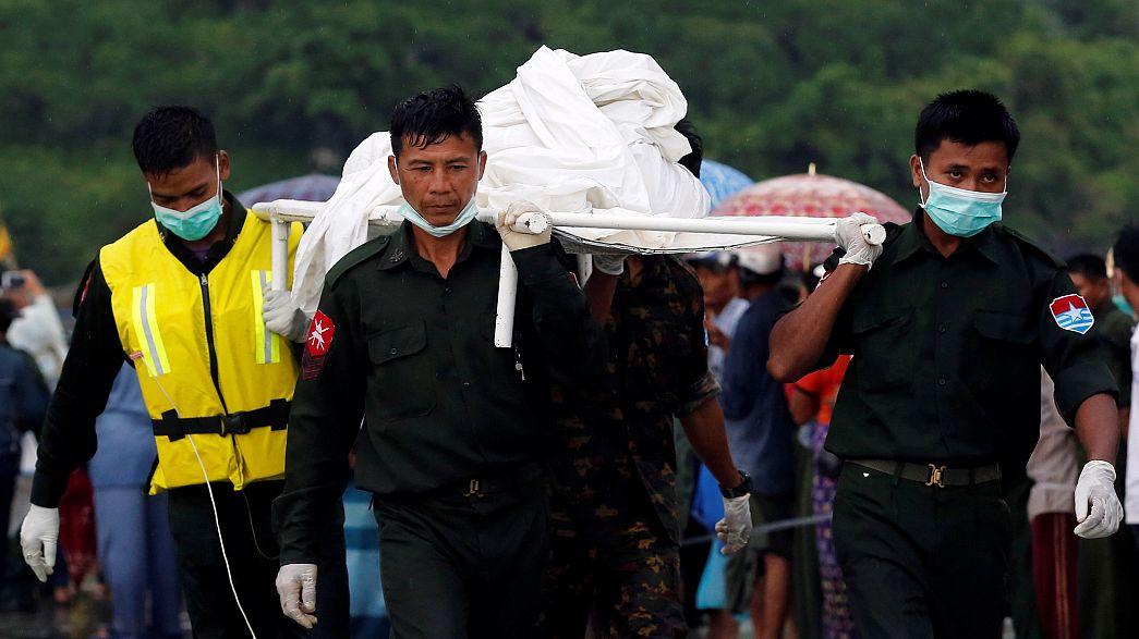 Найдены тела погибших в крушении самолета ВВС