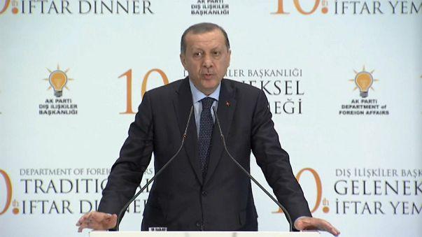 Турция направит военных в Катар