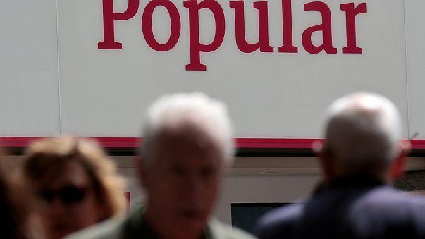Banco Popular salvato da Santander senza soldi pubblici