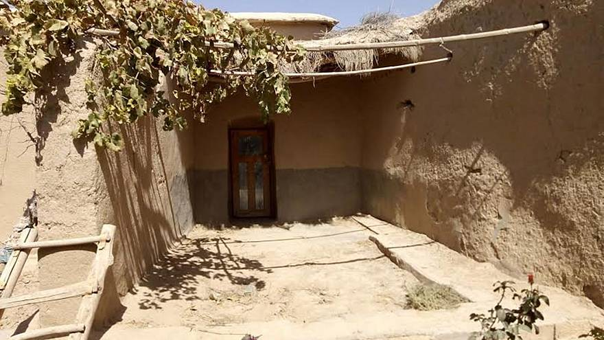 Image: The house where Taliban supreme leader Mullah Mohammad Omar allegedl