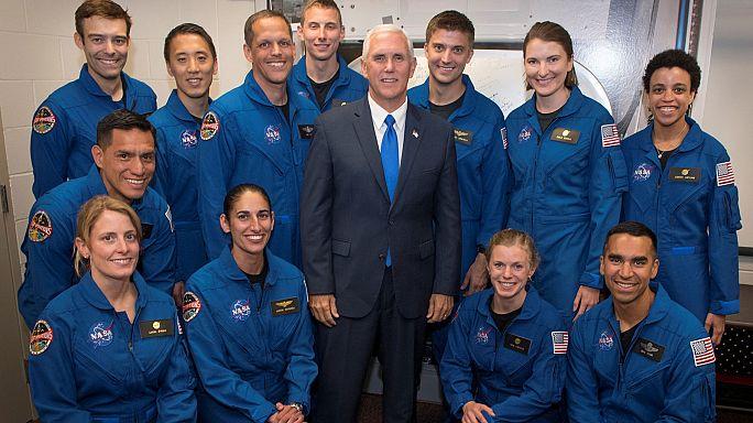 A jövő űrhajósai
