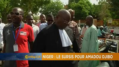Niger : Sursis pour l'opposant Amadou Djibo [The Morning Call]