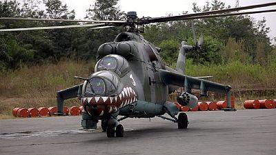 La Côte d'Ivoire acquiert deux hélicoptères MI 24