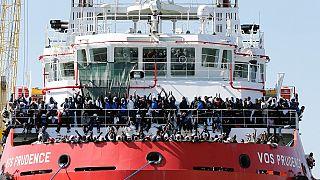 Europe : une collecte de fonds pour saboter le sauvetage de migrants en mer