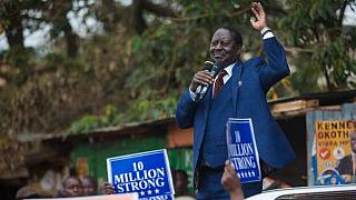 Kenya's Odinga evokes ghost of 2008 chaos, urges fair election