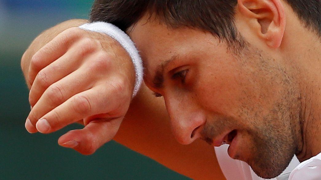 تنیس فرانسه: جوکویچ را چه میشود؟