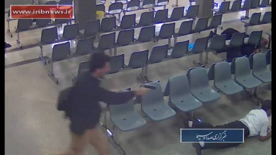 Tehran twin terror attackers 'Iranian members of ISIL'