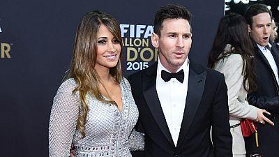 Le mariage de Lionel Messi et Antonella Roccuzzo prévu le 30 juin