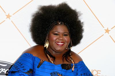 Sidibe said she has dealt with stylists who don\'t know how to work with natural hair.