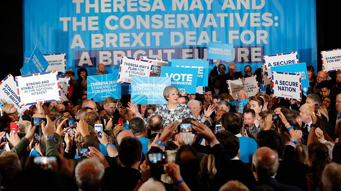UK election: What will a hung parliament mean for Brexit