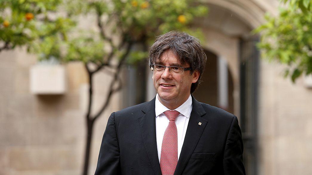 Catalunha: referendo para a independência a 1 de outubro