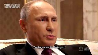 Oliver Stone Putyin interjúja