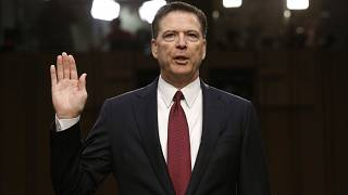 L'audition de Comey assombrit la présidence Trump