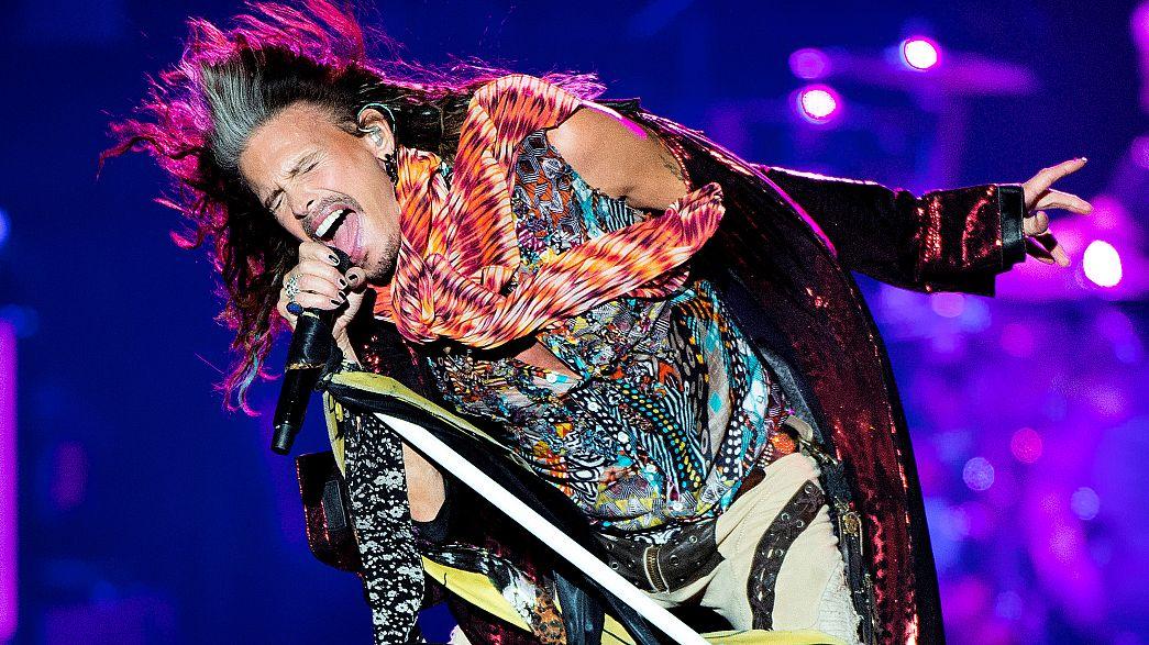 O último voo dos Aerosmith