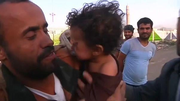 صنعاء: 4 قتلى في غارات للتحالف العربي