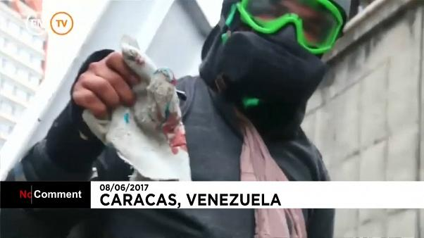 Death toll rises in Venezuela protests