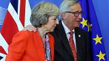 Brussels' mixed response to May's dismal defeat