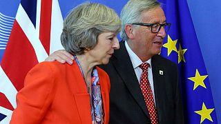 Руководители ЕС готовы к переговорам о выходе из него Великобритании