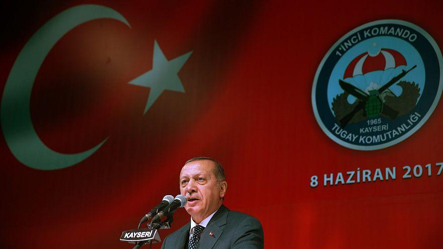 تركيا تحذر من إجراء استفتاء يهدف إلى استقلال أكراد كردستان
