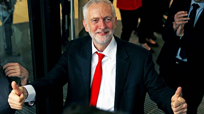 Jeremy Corbyn: 'pretty clear' who won UK election
