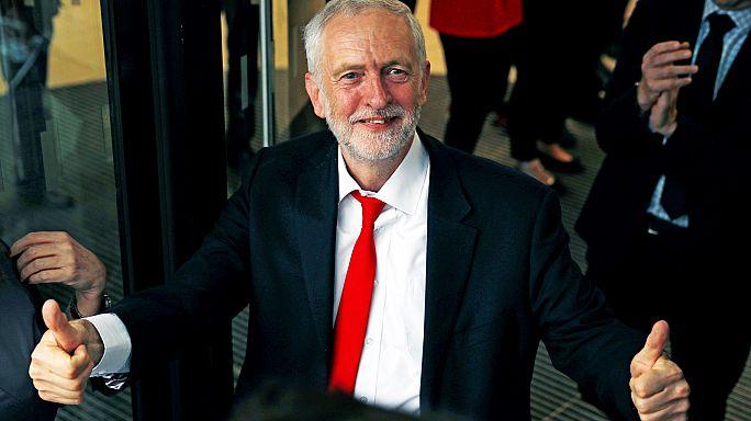 Jeremy Corbyn: 'pretty clear' who won UK election