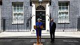 """تيريزا ماي:""""حكومتي الجديدة ستقود عملية خروج بريطانيا من الاتحاد"""""""