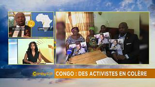 NGO's in Congo call for release of activist [The Morning Call]