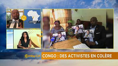 Congo : Des activistes en colère [The Morning Call]