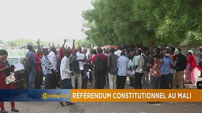 Mali settles for constitution referendum [The Morning Call]