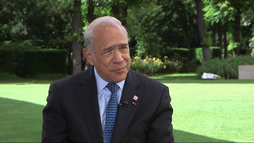 Climate change, the US and Europe: OECD chief speaks to euronews