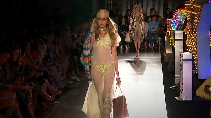 Moschino Resort Collection in LA