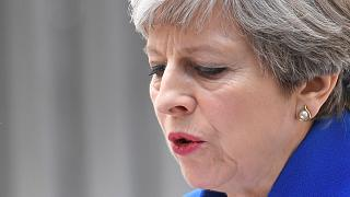 "May: ""We will provide certainty and lead the Brexit talks"""