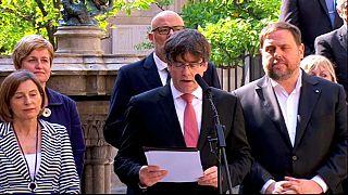 Referendum am 1. Oktober: Madrid warnt Barcelona