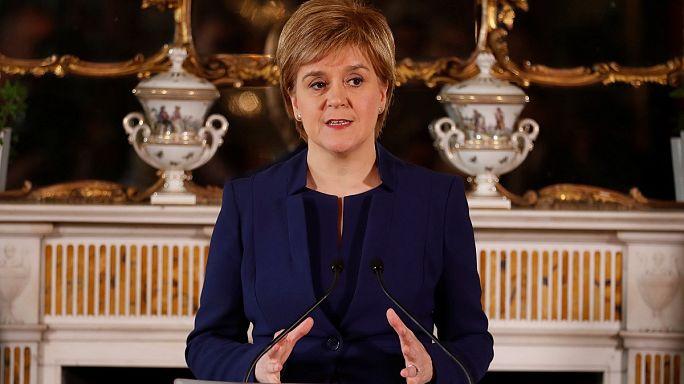 حلم تنظيم استفتاء قريب على استقلال اسكتلندا يتبخر مع نتائج الانتخابات البرلمانية