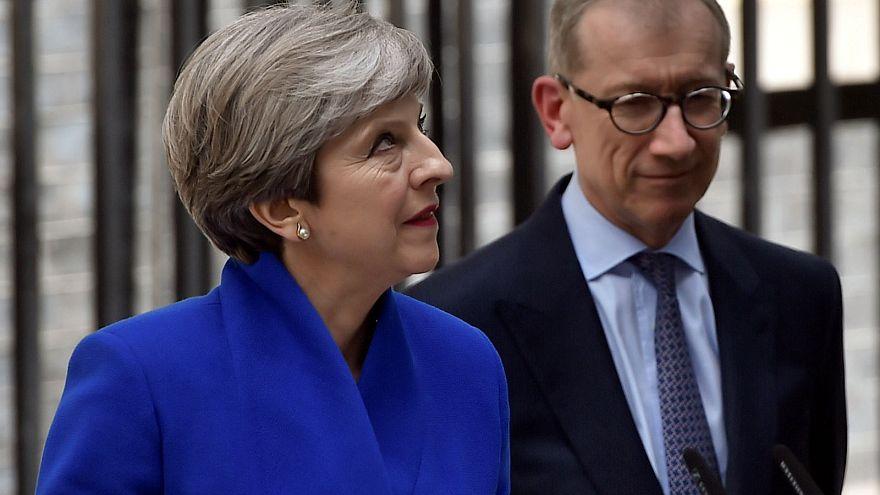 Unsicherheit in Brüssel nach Wahl in Großbritannien