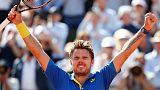 واورینکا شماره ۱ تنیس جهان را شکست داد