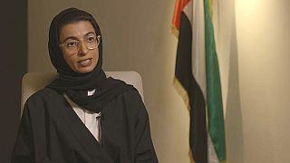 """""""Katar untergräbt die Sicherheit der Region"""" - Noura al Kaabi aus den Arabischen Emiraten"""