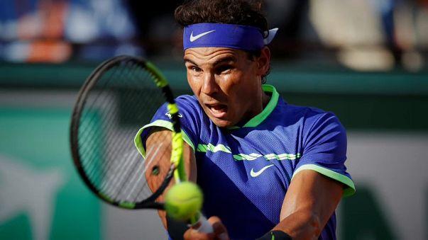 Roland Garros finalinde Nadal Wawrinka'ya karşı