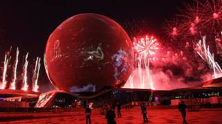 Astana Expo 2017 opening ceremony