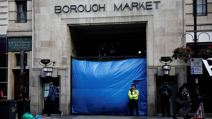 London killers tried to hire 7.5-tonne truck, say police