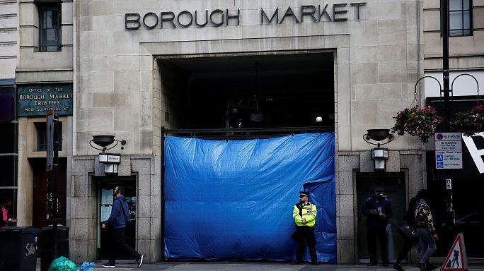 Los terroristas de Londres querían utilizar un camión