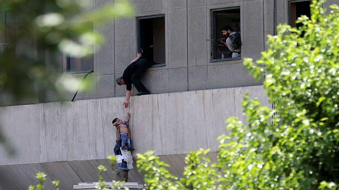 القبض على 7 أشخاص مشتبه بتورطهم في هجومي طهران