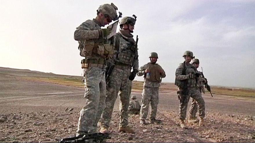 جنگنده آمریکایی به اشتباه پلیس افغانستان را هدف قرار داد