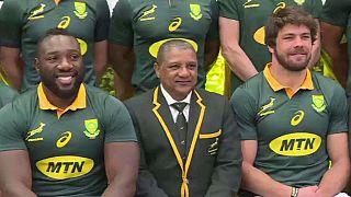 Afrique du Sud-rugby à sept : Les Springboks affrontent l'équipe de France samedi