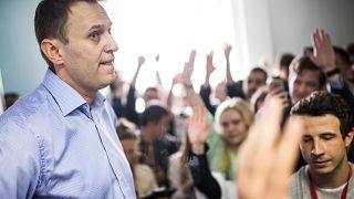 Rusia: el opositor Navalny se prepara para las presidenciales de 2018