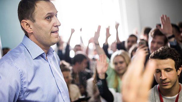 Nem hagy fel a kampánnyal Navalnij