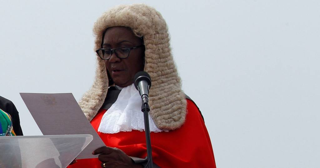 Ghana's first female chief justice retires: 10 facts about Georgina Wood    Africanews