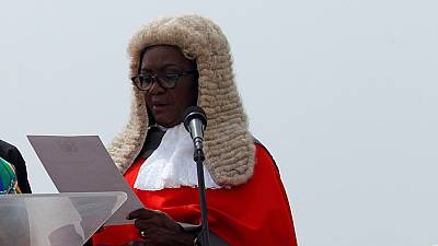 Ghana's first female chief justice retires: 10 facts about Georgina Wood